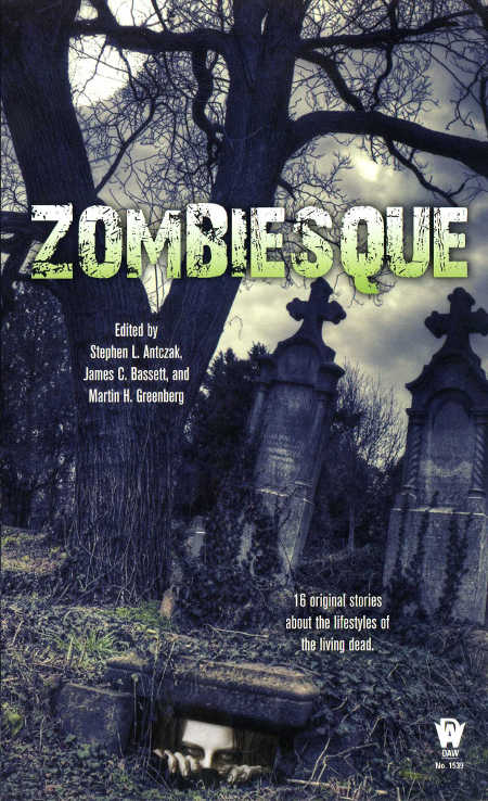 Zombiesque: front cover